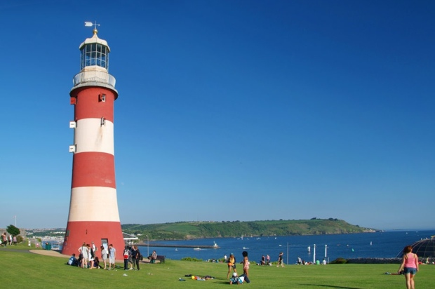 The Beautiful Coastal City of Plymouth